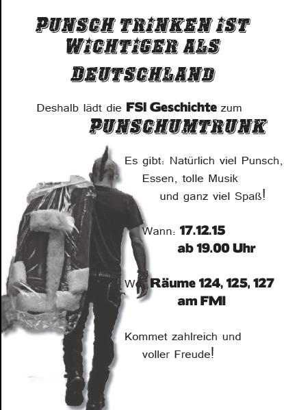 Punsch Plakat 15